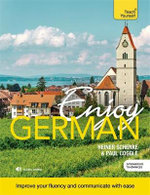Enjoy German: Teach Yourself : Book and CD Pack - Paul Coggle