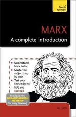 Marx : A Complete Introduction : Teach Yourself - Gill Hands