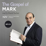 NIV Gospel of Mark : Read by David Suchet - New International Version