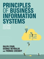 Principles of Business Information Systems - Thomas Chesney