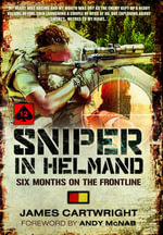 Sniper in Helmand - James Cartwright