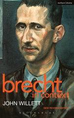 Brecht In Context - John Willett