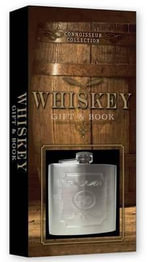 Whiskey Gift & Book (with Flask)