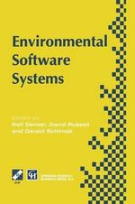 Environmental Software Systems : Proceedings of the International Symposium on Environmental Software Systems, 1995