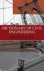 Dictionary of Civil Engineering : English-French