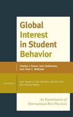 Global Interest in Student Behavior: Volume 1 : An Examination of International Best Practices - Charles J. Russo