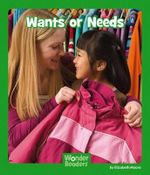 Wants or Needs - Elizabeth Moore