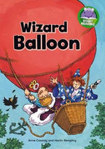 Wizard Balloon - Anne Cassidy