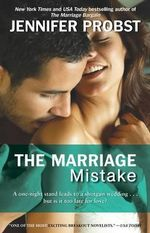 The Marriage Mistake - Jennifer Probst