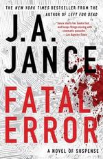 Fatal Error - J A Jance