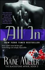 All in : The Blackstone Affair Part 2 - Raine Miller