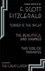 Three Novels : Tender Is the Night; The Beautiful and Damned; This Side of Paradise - F Scott Fitzgerald