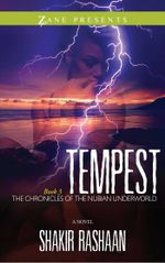 Tempest : Book Three of the Chronicles of the Nubian Underworld - Shakir Rashaan