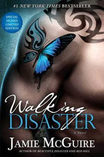 Walking Disaster Signed Limited Edition - Jamie McGuire