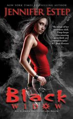 Black Widow - Jennifer Estep