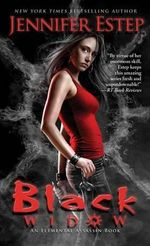Black Widow : Elemental Assassin Series - Jennifer Estep