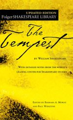 The Tempest : Folger Shakespeare Library - William Shakespeare