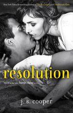 Resolution : Swept Away - J. S. Cooper