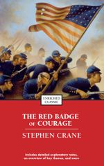 The Red Badge of Courage : Enriched Classics - Stephen Crane