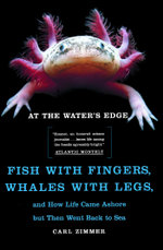 At the Water's Edge : Fish with Fingers, Whales with Legs, and How Life Came Ashore but Then Went Back to Sea - Carl Zimmer