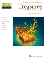 Hal Leonard Student Piano Library : Treasure - Eugenie Rocherolle