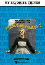 My Favorite Things (from the Sound of Music) (Sheet Music) - Richard Rodgers