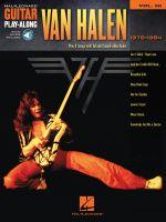 Van Halen 1978-1984 : Guitar Play-Along Volume 50