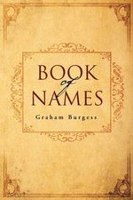 Book of Names - Graham Burgess