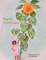 Angela's Sunflower - Azi Sabi Kaider