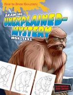 Drawing Unexplained-Mystery Monsters - Janos Jantner