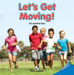 Let's Get Moving! - Dona Jackson