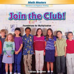 Join the Club! : Foundations for Multiplication - Clarissa Blackmon