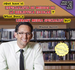 Que Hace El Especialista de Medios de La Biblioteca Escolar? / What Does a Library Media Specialist Do? - Winston Garrett