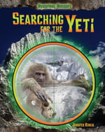 Searching for the Yeti - Jennifer Rivkin
