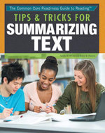 Tips and Tricks for Summarizing Text - Sandra Athans