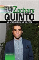 Zachary Quinto : An Actor Reaching for the Stars - Monique Vescia