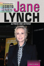 Jane Lynch : Actress and Activist - Jennifer Landau