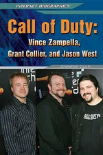 Call of Duty : Vince Zampella, Grant Collier, and Jason West - Jennifer Culp