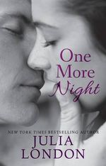 One More Night - Julia London