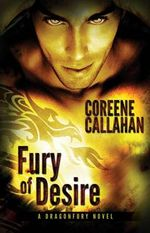 Fury of Desire : Dragonfury Series : Book 4 - Coreene Callahan