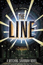 The Line : Witching Savannah - J D Horn