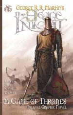 The Hedge Knight Jet City Edition : The Graphic Novel - Mike S. Miller