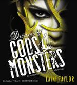 Dreams of Gods and Monsters : Daughter of Smoke and Bone - Laini Taylor
