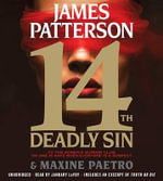 14th Deadly Sin : Women's Murder Club (Audio) - James Patterson