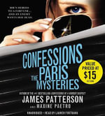 Confessions : The Paris Mysteries - Maxine Paetro