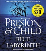 Blue Labyrinth - Douglas J Preston