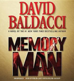 Memory Man - David Baldacci