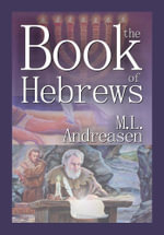The Book of Hebrews - Milian Lauritz Andreasen