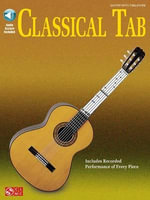 Classical Tab Guitar Tab Gtr Bk/CD - Cherry Lane Music