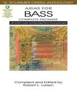 Arias for Bass - Complete Package